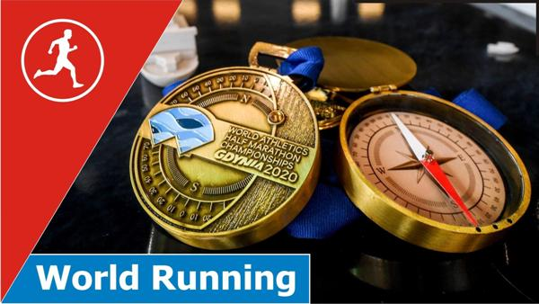 IAAF World Athletics Half Marathon Championships Gdynia 2020, www.swim.by, World Athletics Video, Gdynia Half Marathon 2020 Video, IAAF World Athletics VIDEO YouTube, Swim.by