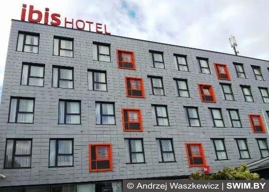 Ibis Hotel Kaunas, отель Ibis