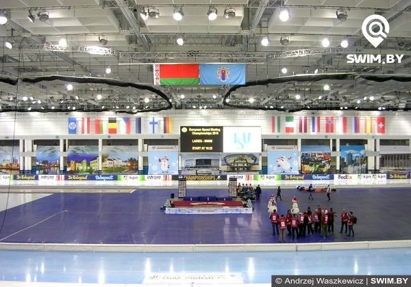 Ice Arena, Speed skating stadium, Minsk-Arena, Belarus, Конькобежный стадион, ледовая арена, Минск-Арена