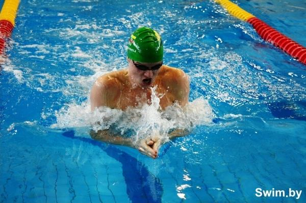 Igor Kozlovskij, Riga Amber Cup 2018, Swim.by, European Masters Swimming