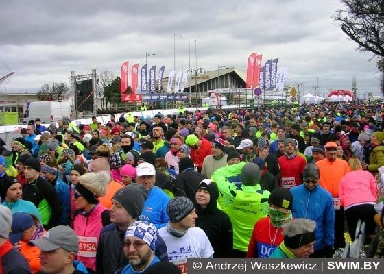 ONICO Gdynia Half Marathon 2017, Гдыньский полумарафон, Andrzej Waszkewicz, Анджей Вашкевич