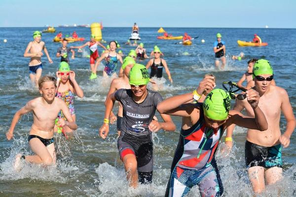 IRONKIDS Aquathlon Gdynia, IRONMAN 70.3 Gdynia, www.swim.by, Gdynia Sport, IRONMAN Poland, Ironkids Triathlon, Swim.by