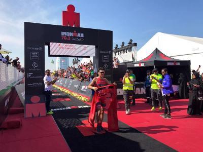 IRONMAN 70.3 Dubai 2017, Ironman Dubai