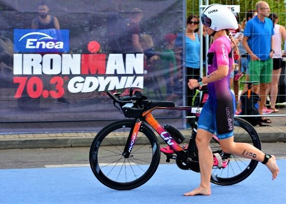 Bike race in IRONMAN 70.3 Gdynia 2018, Bike course in IRONMAN 70.3 Gdynia 2018, www.swim.by, Ironman Triathlon Gdynia, Triathlon IRONMAN 70.3 Gdynia, Ironman Triathlon, Swim.by