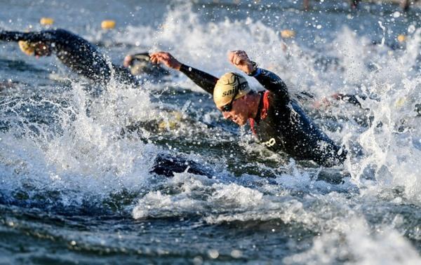Enea IRONMAN 70.3 Gdynia 2020, Lisa Norden Triathlon, Lisa Norden IRONMAN 70.3 Gdynia, www.swim.by, Magnus Ditlev Triathlon, Magnus Ditlev IRONMAN 70.3 Gdynia, Triathlon IRONMAN 70.3 Gdynia, IRONMAN Triathlon Poland, Swim.by