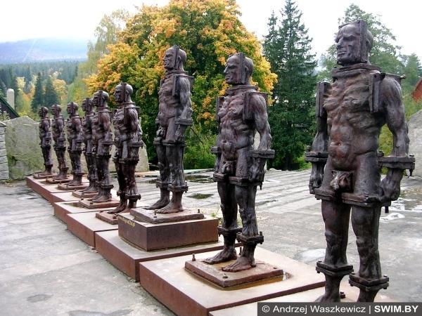 Железные люди, коммунизм Польша, Ironman Poland