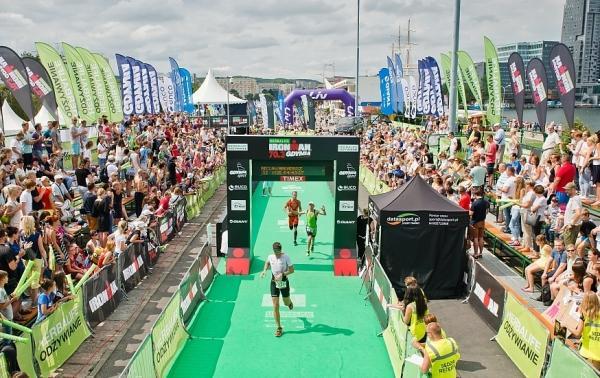 Ironman triathlon, Half ironman 70.3, Gdynia 2016, триатлон айронмен