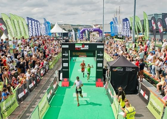 Ironman triathlon Poland 2016