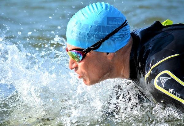IRONMAN Triathlon, IRONMAN Triathlon Swim Start, IRONMAN Triathlon Swimming, www.swim.by, 2019 IRONMAN World Championship, IRONMAN Triathlon World Championship, Swim.by