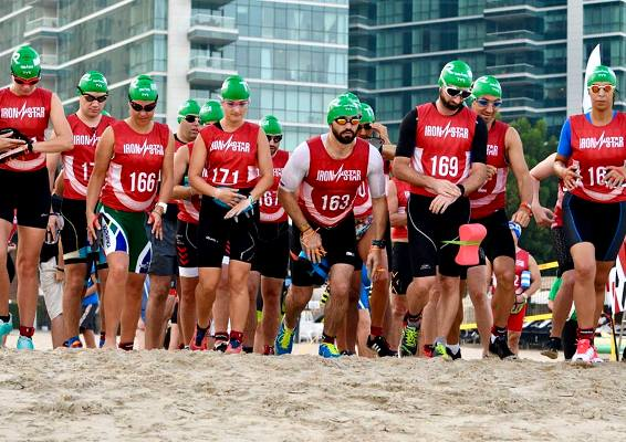 IRONSTAR SwimRun Dubai 2018, www.swim.by, IRONSTAR SwimRun, SwimRun Dubai, Swim.by