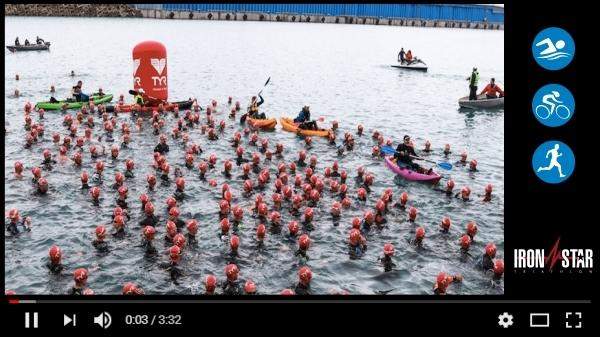IRONSTAR SPRINT & 113 SOCHI, www.swim.by, IRONSTAR Triathlon Russia video, triathlon competition Russia, Swim.by