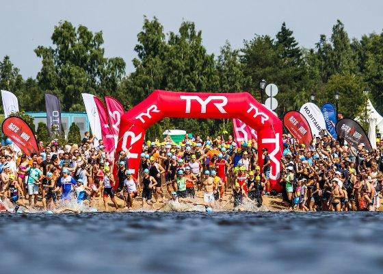 IRONSTAR ZAVIDOVO 2018, Ironstar Triathlon, Triathlon Russia, International Triathlon Competition in Russia