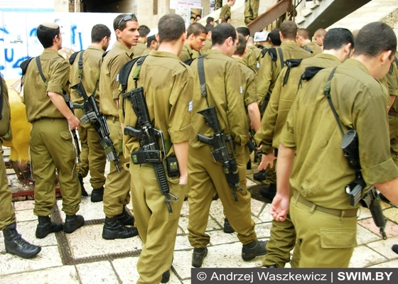 Армия обороны Израиля, Палестина, Вифлеем