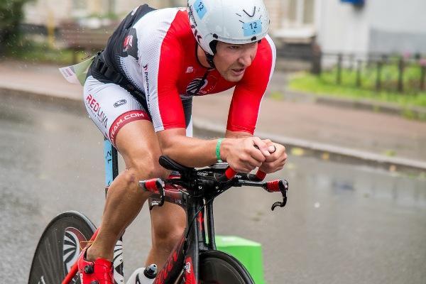 Иван Тутукин триатлон, Ironman 70.3 Gdynia 2016, Ironman триатлон