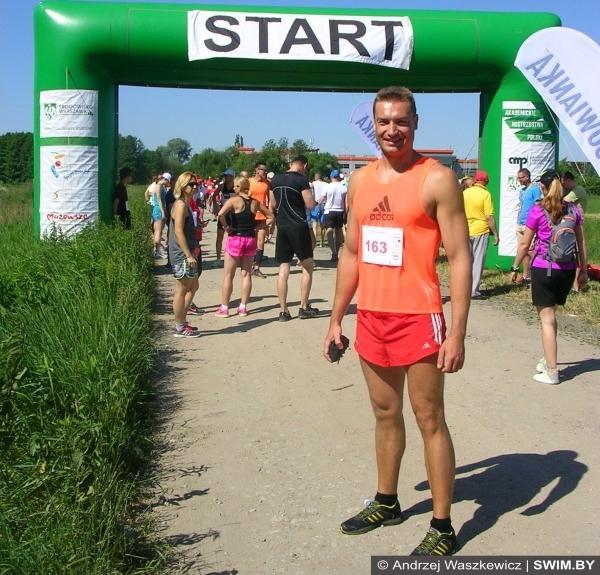 Jan Sobieski Running Cup 2017, бег в парках Варшавы, Анджей Вашкевич, Andrzej Waszkewicz, president EMG