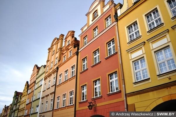 Еленя Гура квартиры в Польше