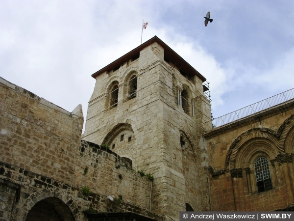 Старый город, Иерусалим, христианский квартал, Andrzej Waszkewicz