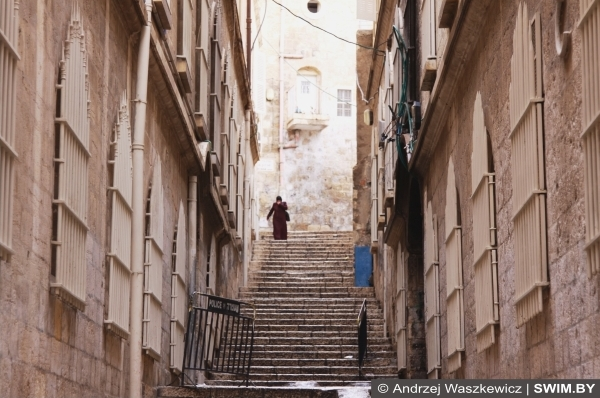 Иерусалим, христианский квартал, библия, Христос