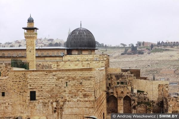 Иерусалим, Израиль, центр города