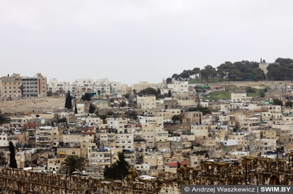 Иерусалим, Израиль, современный город