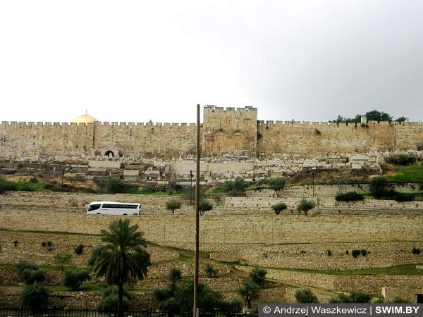 Иерусалим, Израиль, swim.by