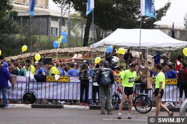 Иерусалим, марафон, бег, рок-н-ролл
