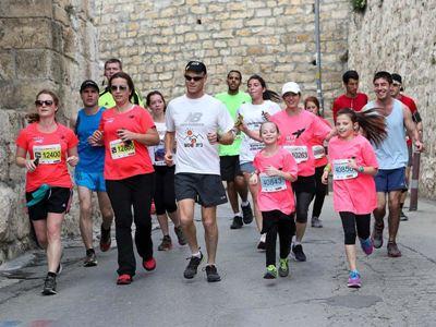 Иерусалимский марафон 2017, марафон в Иерусалиме 2017, Swim.by