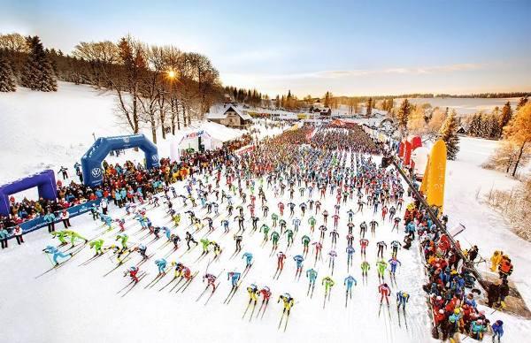 Jizerská Padesátka, Tartu maraton, Bieg Piastów, лыжный марафон