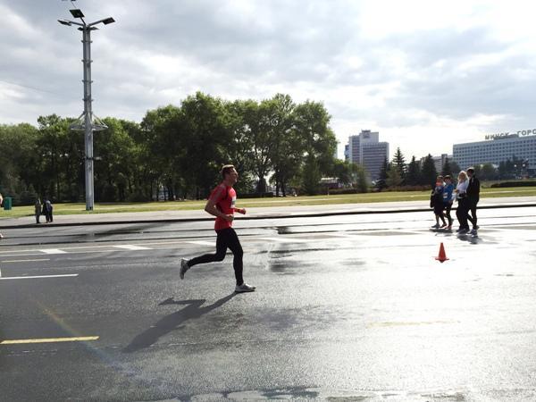 Как начать бегать, Минск
