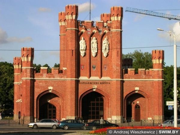 Калининград, Балтийский велосипедный тур