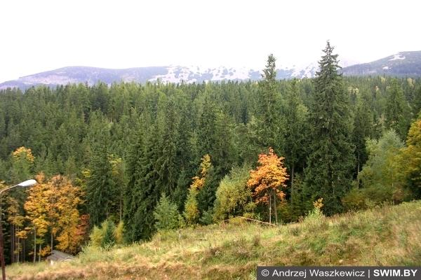Канада, Польша, пейзаж горы