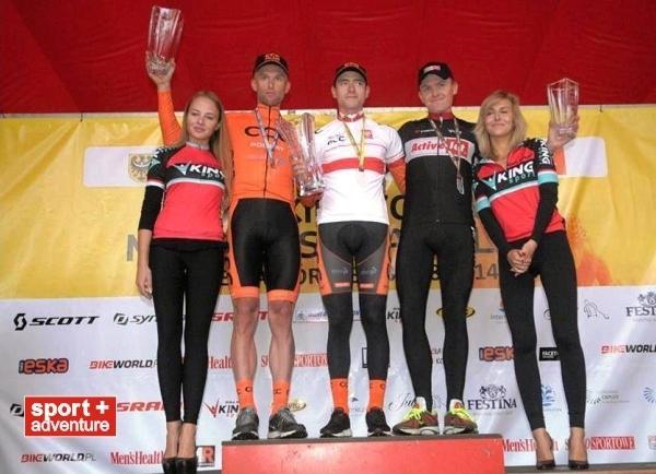 Награждение в велоспорте