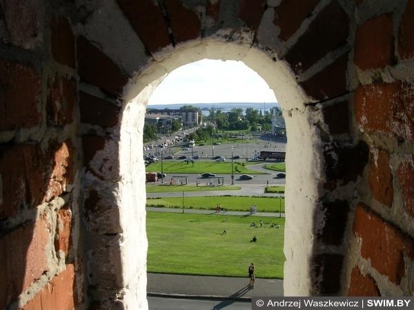 Kazan Kremlin inside