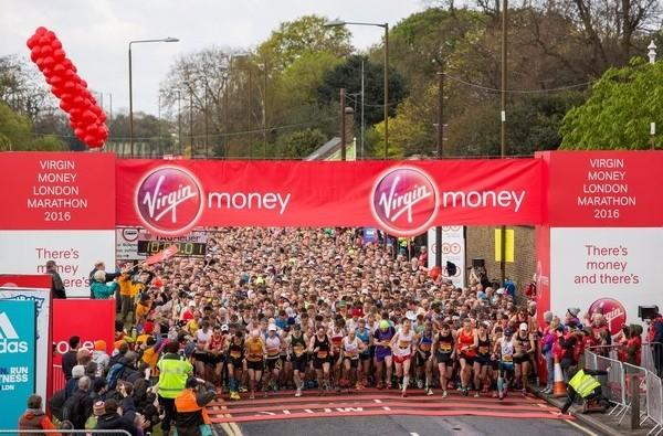 London Marathon 2018, Eliud Kipchoge, Vivian Cheruiyot, London Marathon, Лондон Марафон, European Running Marathons, Swim.by