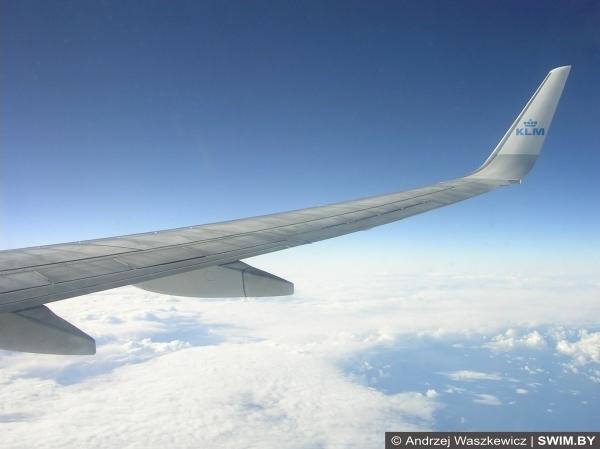 KLM - Королевские Голландские Авиалинии, Andrzej Waszkewicz blog