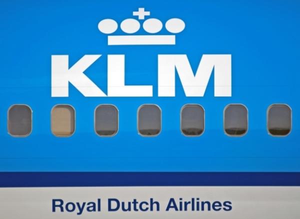 KLM - Королевские Голландские Авиалинии, брендбук, логотип KLM