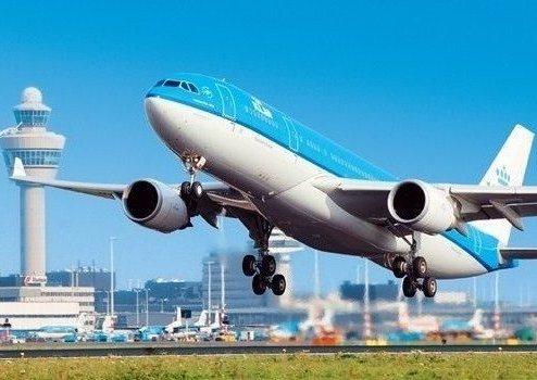 KLM - Королевские Голландские Авиалинии. Andrzej Waszkewicz