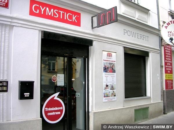 Клуб PowerFit в Праге