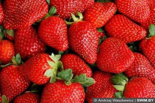 Клубника, самые полезные продукты для сердца