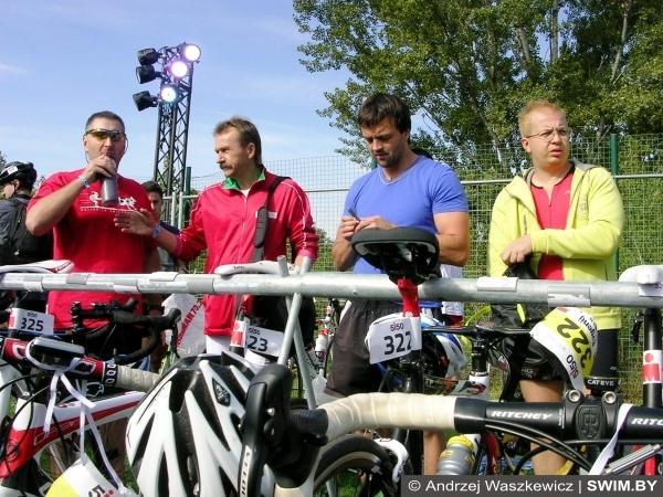 Команда Velominsk, триатлон