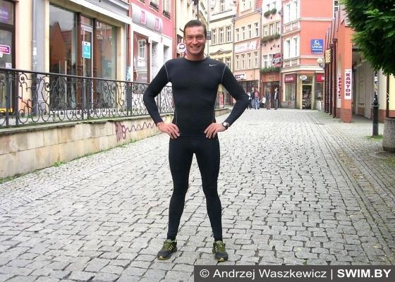 Компрессионная одежда для спорта, Andrzej Waszkewicz