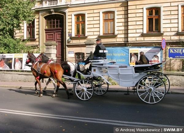Краков, королевский город