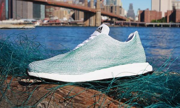 Кроссовки Adidas, кроссовки Adidas из отходов океана, Adidas магазины
