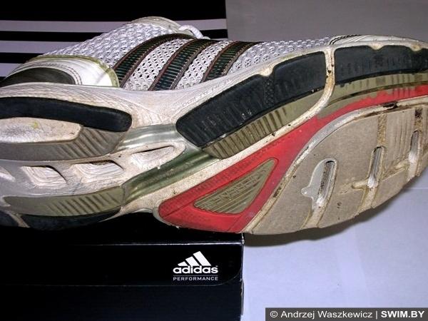 Andrzej Waszkewicz кроссовки для марафона, бег