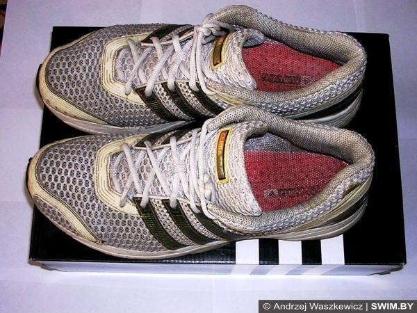 Кроссовки для бега и триатлона, Андрей Вашкевич