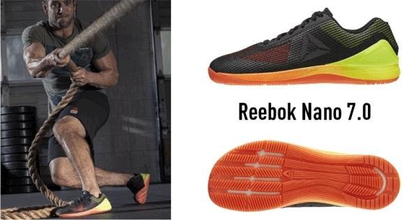 Кроссовки для кроссфита, Reebok CrossFit Nano 7.0