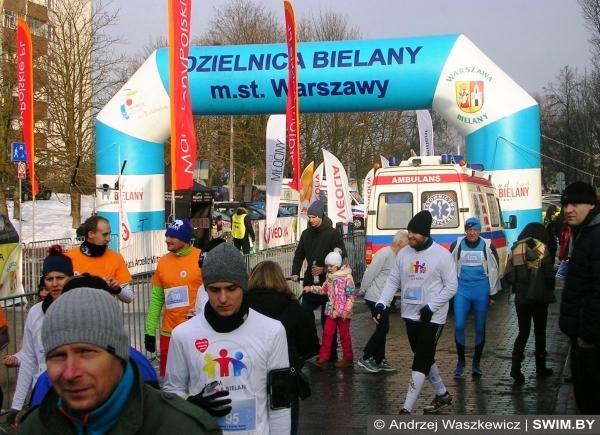 Кубок Белян 2017, забег в Варшаве, совместная пробежка в Варшаве, массовый спорт в Варшаве, Swim.by