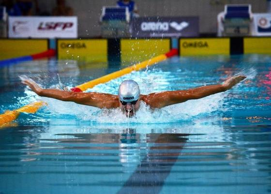Latvian Masters Swimming Championship 2018, Latvia Masters Swimming, EMG Sport
