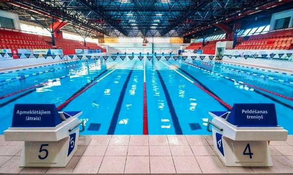 Latvian Open Masters Swimming Championships 2018, www.swim.by, Andrzej Waszkewicz, Swim.by