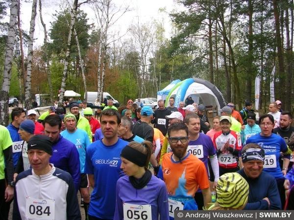 Legionowo Trail Running, трейл, беговой кросс, Swim.by